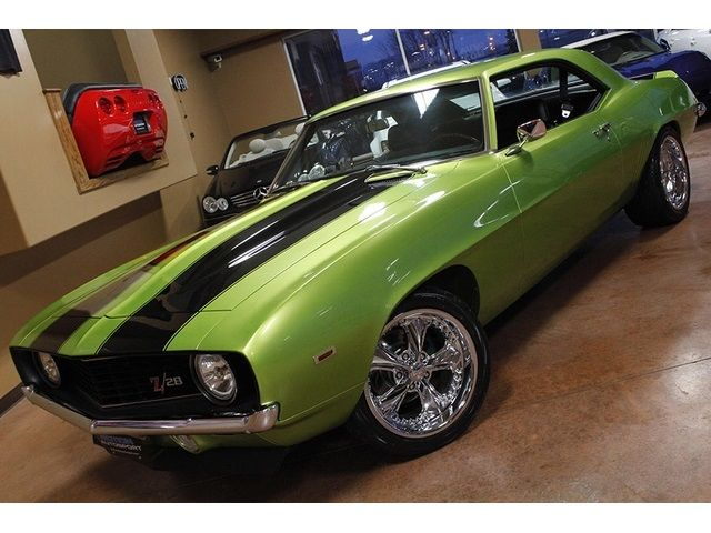 used 1969 chevrolet camaro z28 for sale in north canton oh used car dealerships canton ohio. Black Bedroom Furniture Sets. Home Design Ideas