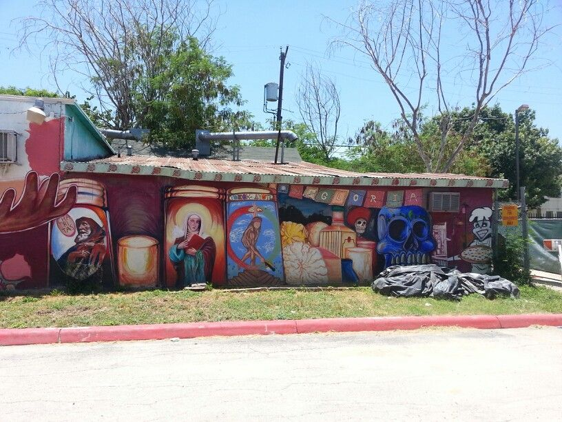Avenida Guadalupe San Antonio,Texas <br><img src=