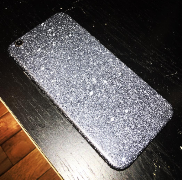 buy online 00906 a2ae4 Dip your phone case! A combo of Black, White, Gray, and Silver ...