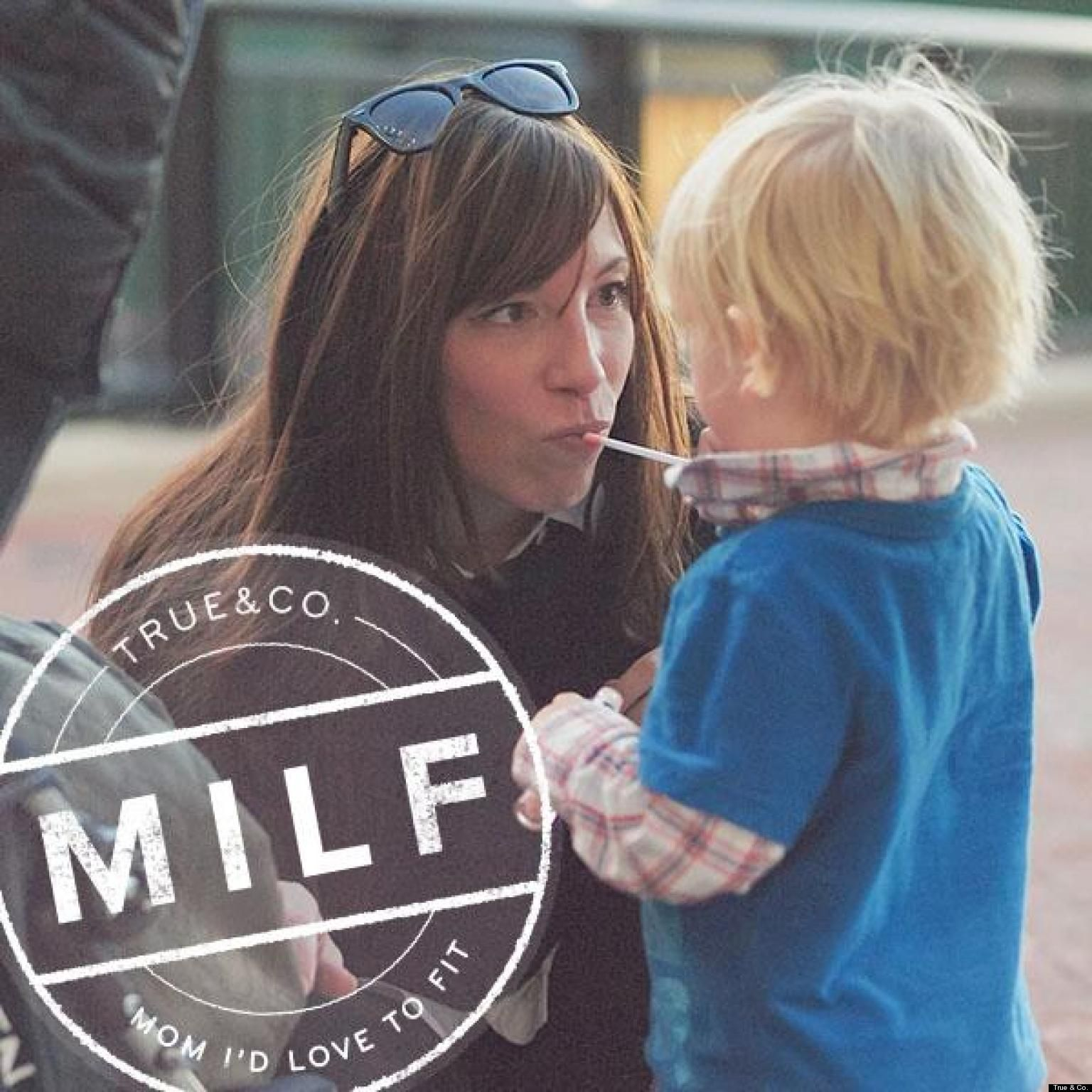 What does the word milf mean