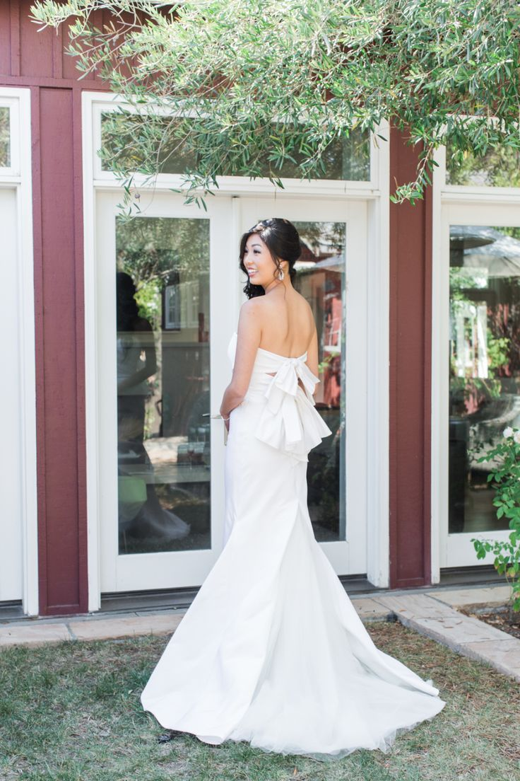 Tendance robe de mariée chic vera wang wedding dress