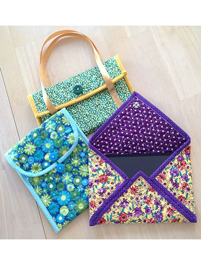 Quilting Clothing Amp Accessories Patterns Bag Amp Tote