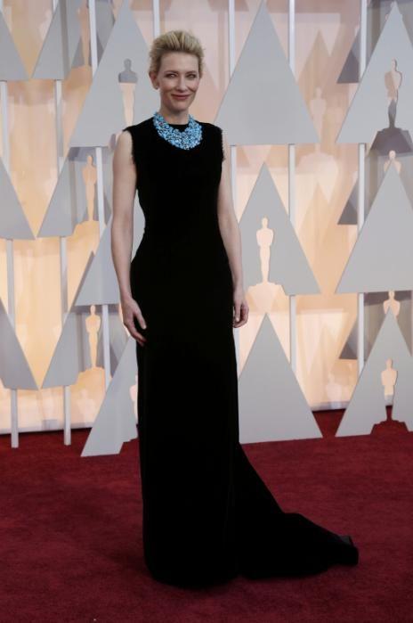 Cate Blanchett 2015 Oscars