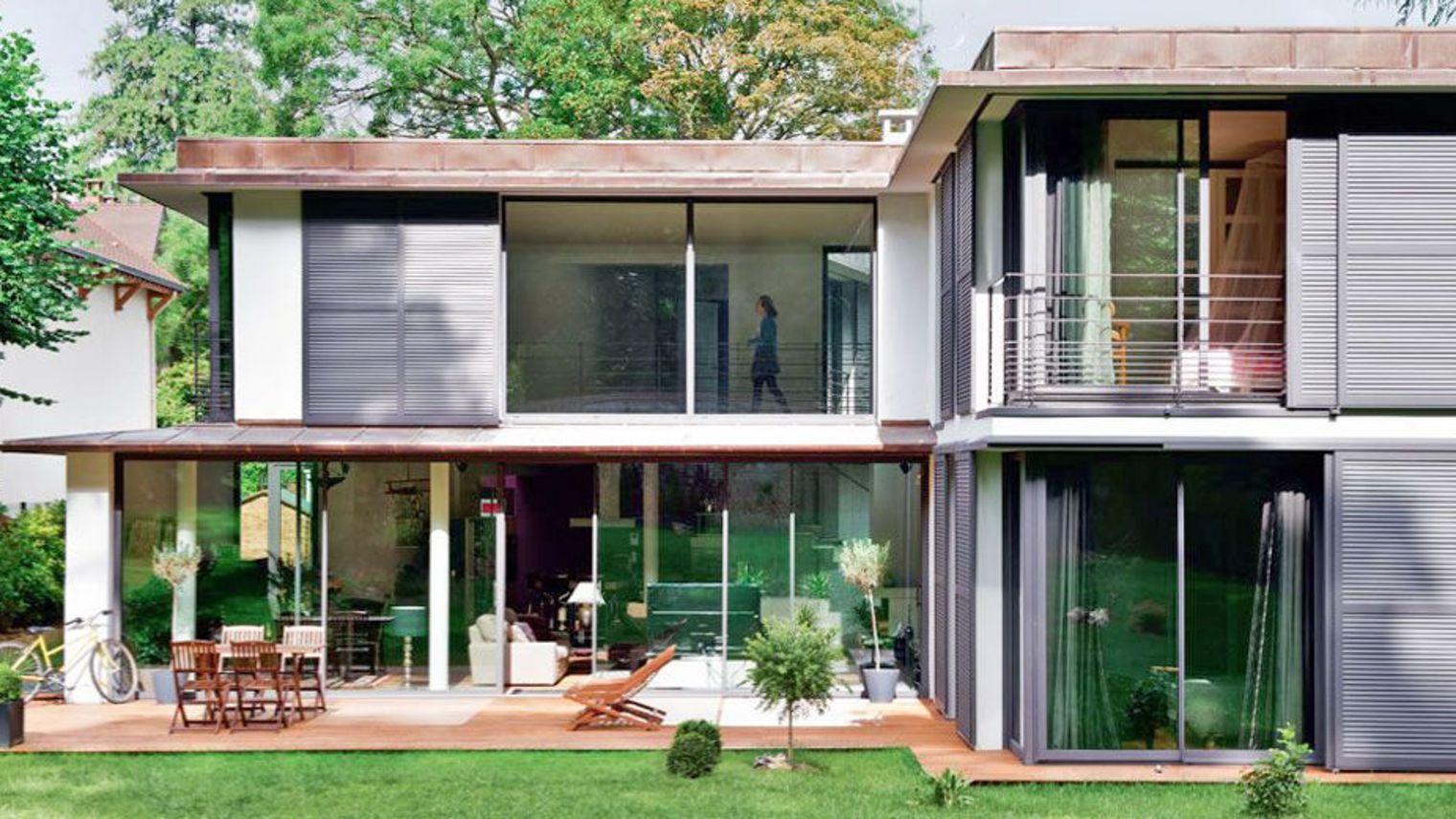 Reglementation Thermique L Essentiel De La Rt 2012 En 10 Questions Cote Maison Sliding Shutters Contemporary Farmhouse New Homes