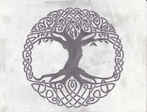 arbre de vie celtique celtique rbol celta tatuaje. Black Bedroom Furniture Sets. Home Design Ideas
