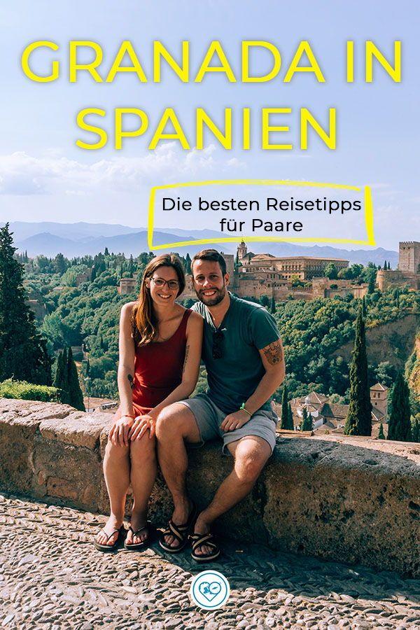 Granada in Spanien – Sehenswürdigkeiten, Restaurants und Tipps