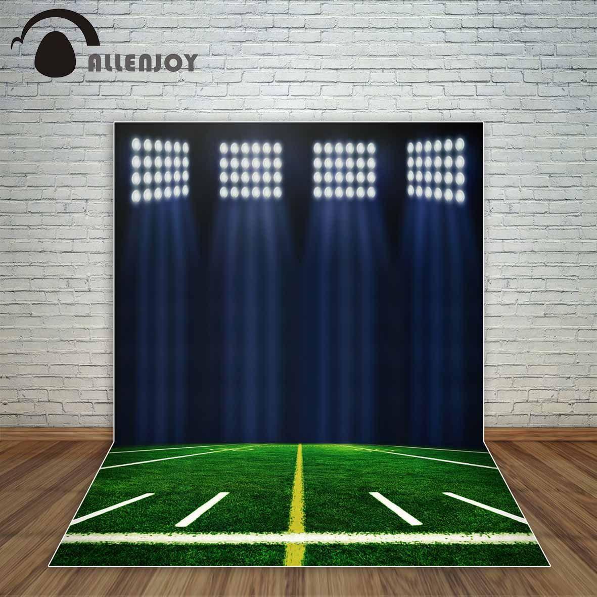 allenjoy american football field