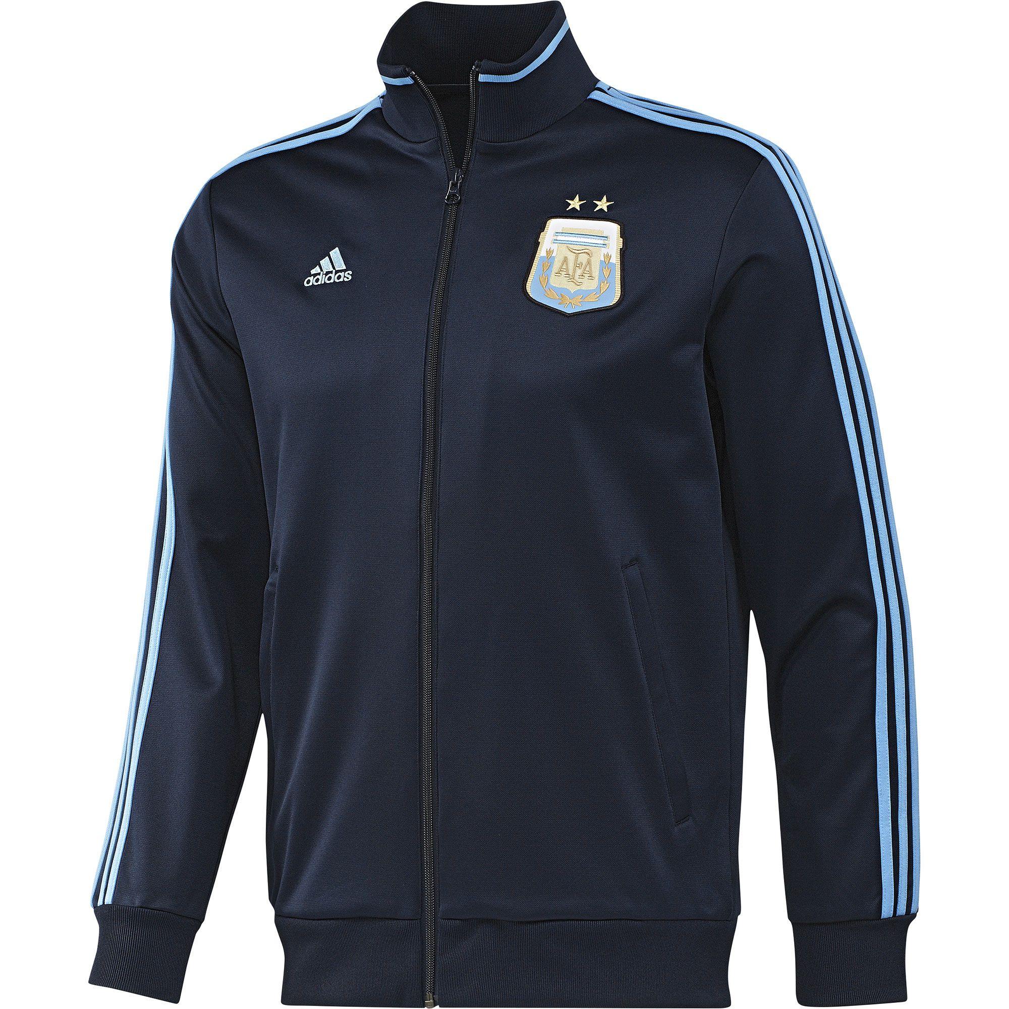 96a33c2b5bc08 adidas Chaqueta de Sudadera Selección Argentina