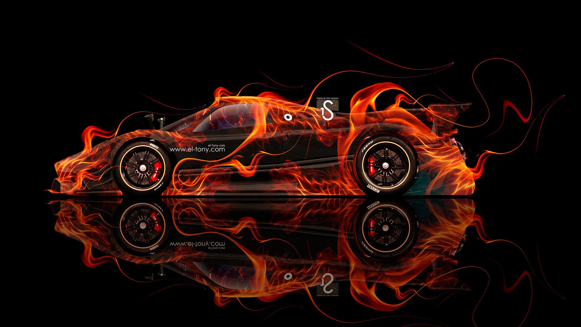 I Ve Got The Fire In Me Pagani Car Car Wallpapers