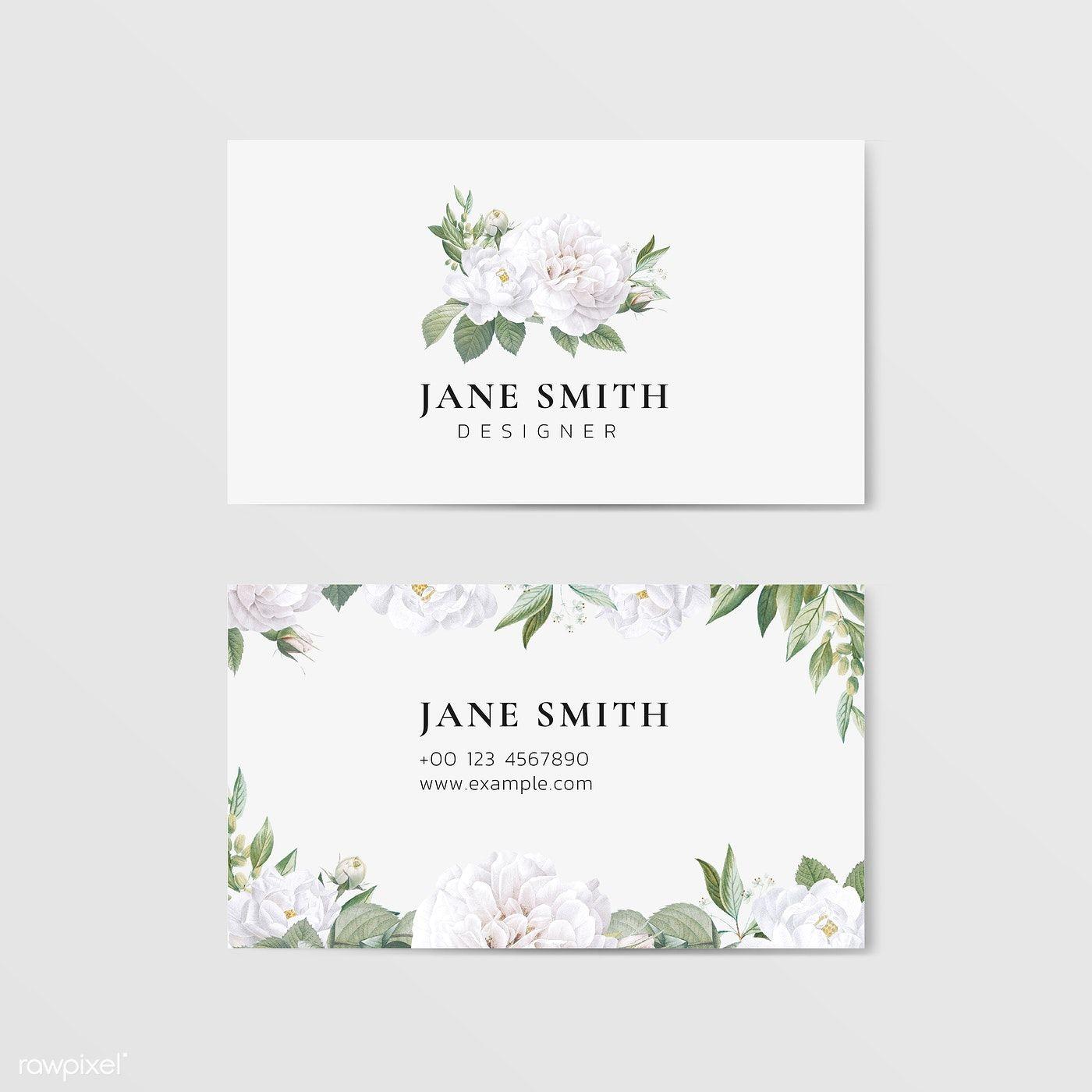 Download Premium Vector Of Flower Wedding Invitation Card Template Vector Wedding Invitation Card Template Wedding Invitation Cards Flower Wedding Invitation