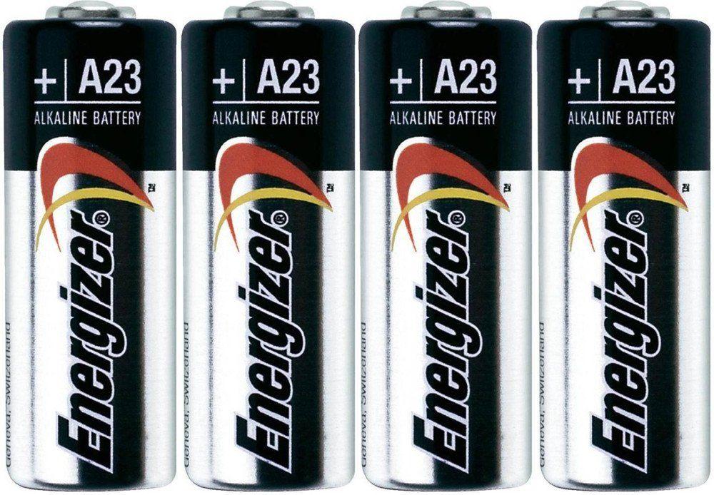 Energizer A23 Battery 12v Pack Of 4 A23 Battery Energizer Alkaline Battery