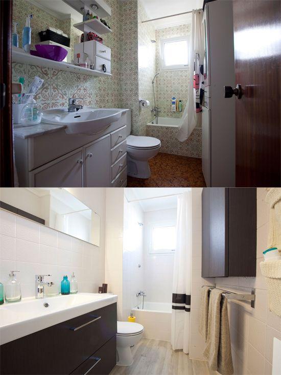 Esmaltes especiales para azulejos | Pinterest | Baño, Pintar y Baños
