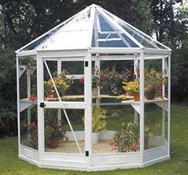 Invernaderos de jard n interiores exteriores en aluminio - Invernaderos de jardin baratos ...
