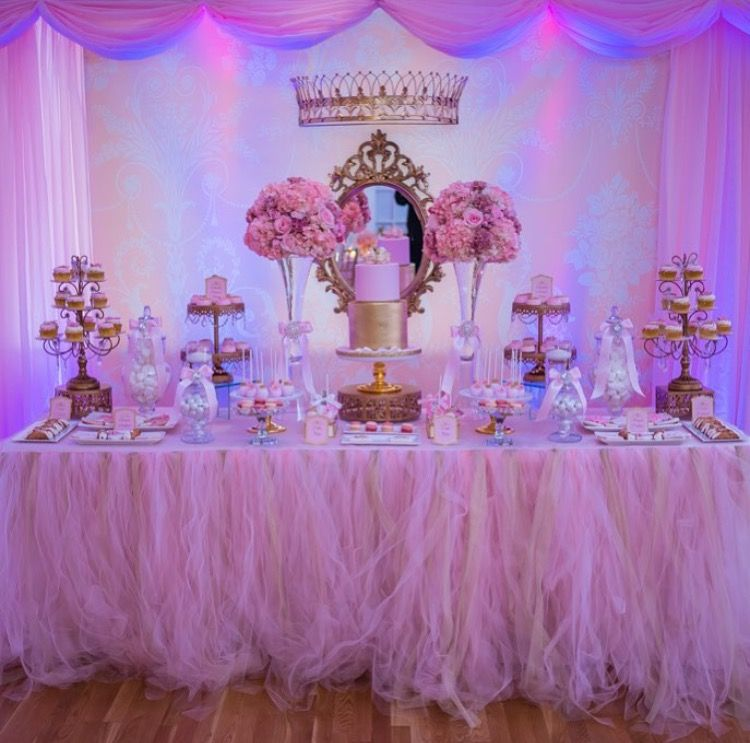 Princess Baby Showers, Party Games And Babyshower
