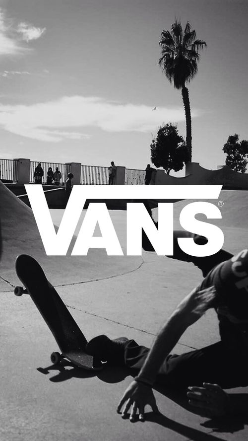 Wallpaper Vans Its Mine