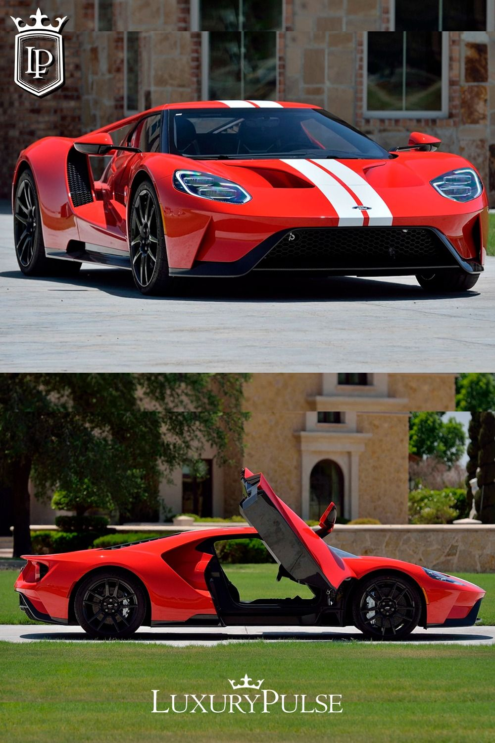 Ford Gt In 2020 Ford Gt Luxury Cars Cars For Sale