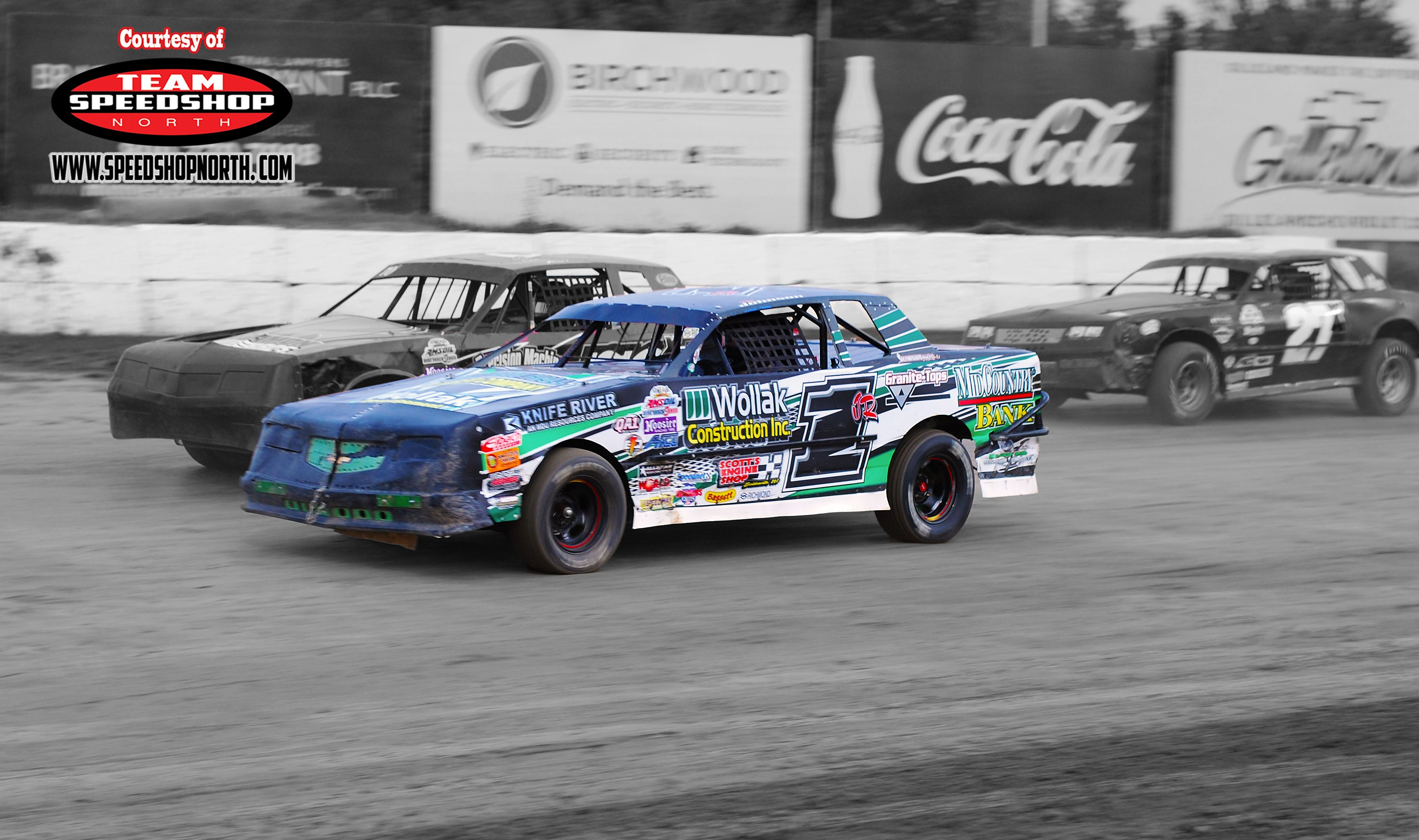 1jr Tim Johnson Current Wissota Street Stock National Points