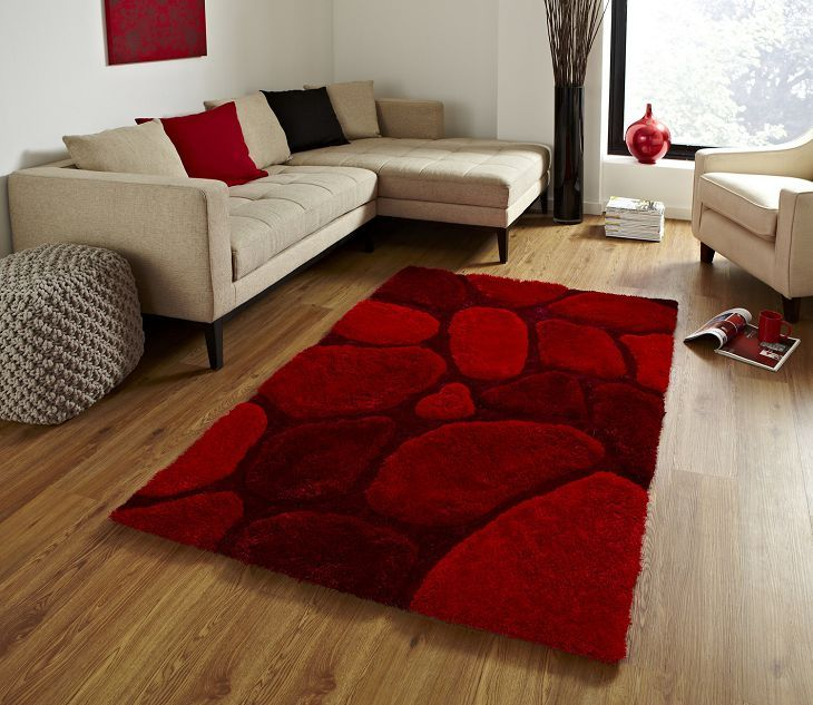 rote teppiche f r wohnzimmer 2018 pinterest rugs modern rugs und red rugs. Black Bedroom Furniture Sets. Home Design Ideas