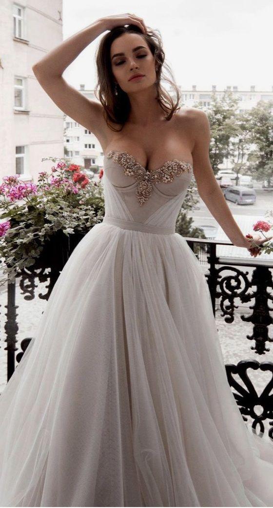 dress,white,grey,wedding dress,prom dress,luxury,beautiful,special occasion dress #dresseseveryoccasion dress,white,grey,wedding dress,prom dress,luxury,beautiful,special occasion dress #hochzeitskleiderhäkeln