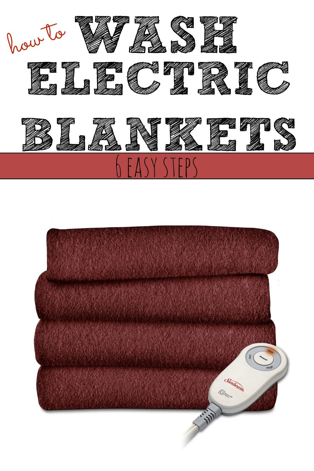 Is Your Electric Blanket Starting To Smell Musty Covered In Pet
