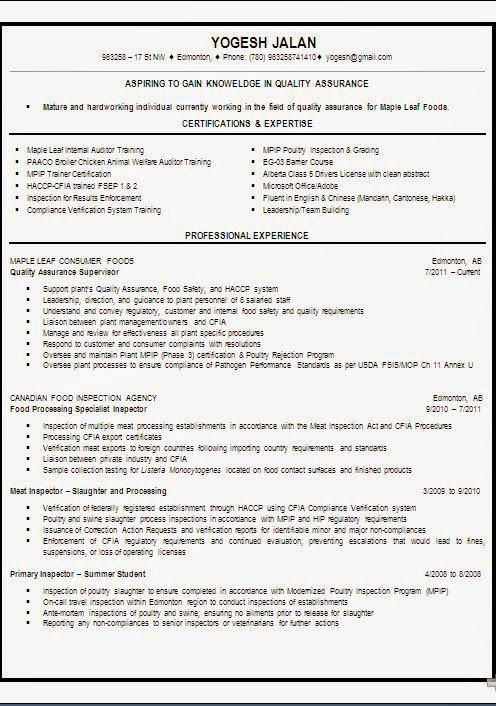 example of resume title Sample Template Example ofExcellent - resume cv title examples