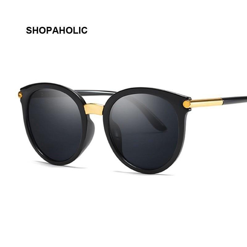 New Vintage Black Cat Eye Sunglasses Black Cat Eye Sunglasses Sunglasses Women Fashion Black Cat Eyes