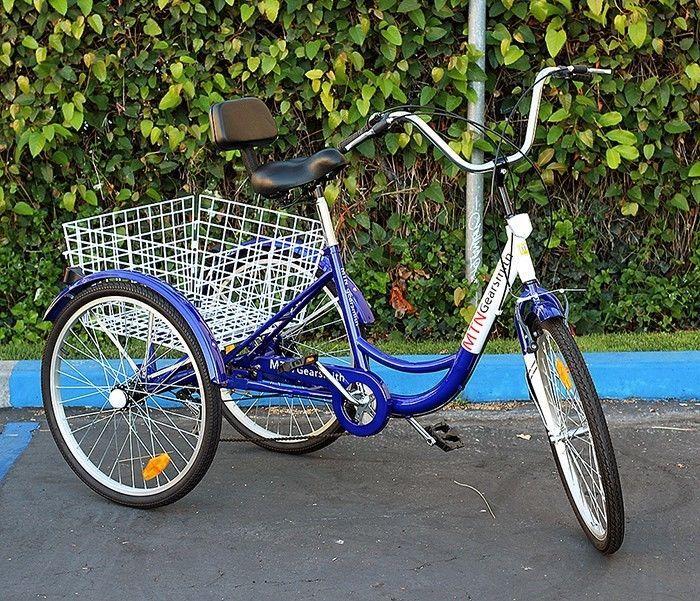 Clips inga adult three wheel bicycle sex