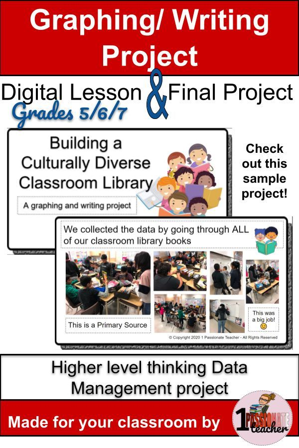Digging Deeper with Graphing - Digital Lesson and Graphing/ Writing Project