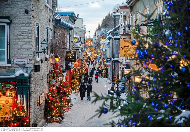 bbsquebec city at christmas time old quebec city during christmas time flickr photo sharing
