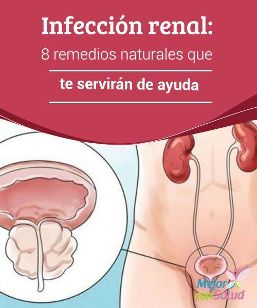 como tratar la infeccion renal