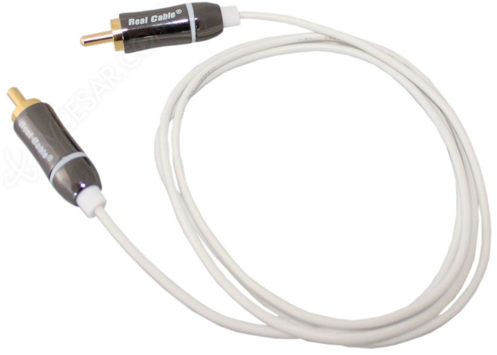 Ultra Thin Micro NANO-SUB Nanotech Subwoofer Cable by Real Cable
