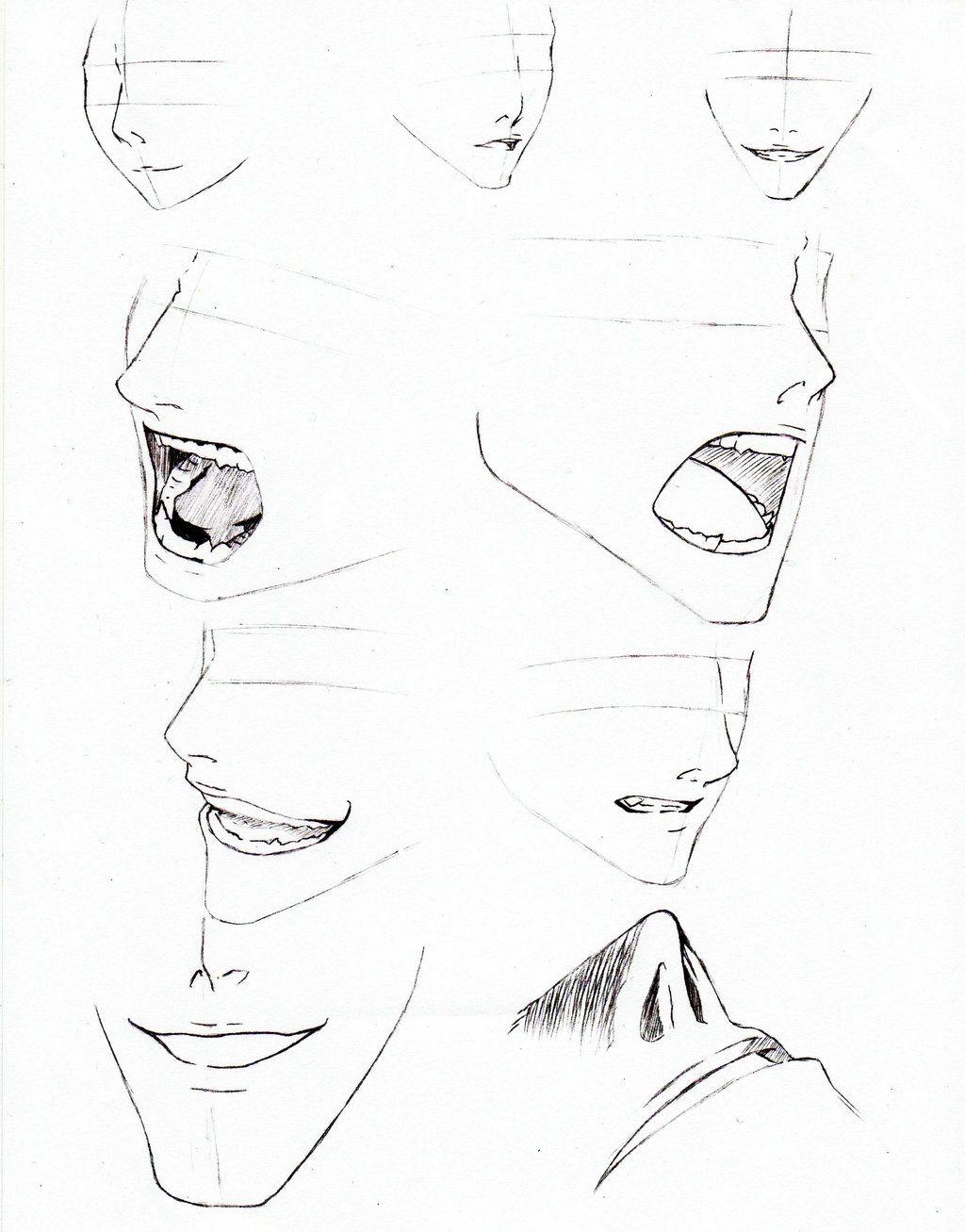 Male Mouth Reference חיפוש ב Google Boca Manga Desenhos Boca Desenhos Croqui