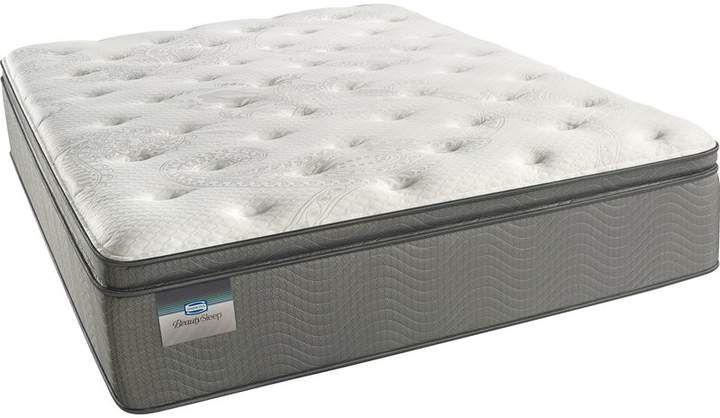Simmons Beautyrest Beautysleep 14 Medium Pillow Top Mattress #pillowtopmattress