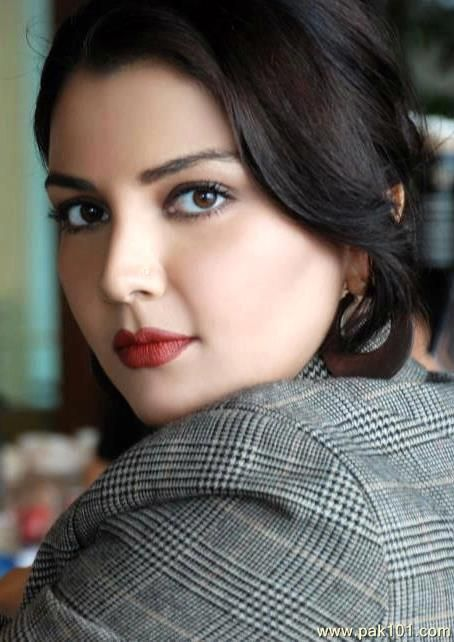 Pakistani Tv actress Faiza Hassan