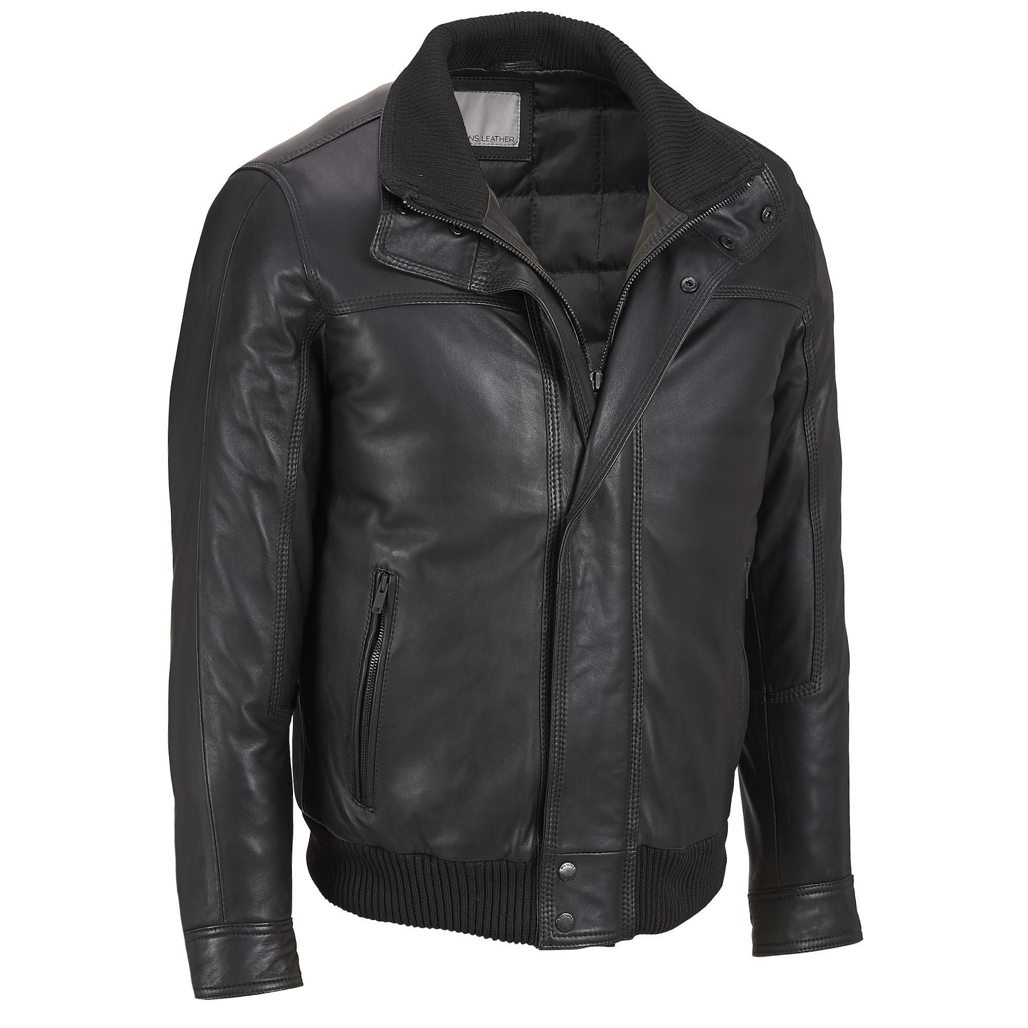 View All Men S Big Tall Leather Jacket Men Leather Jacket Mens Outfits [ 2000 x 2000 Pixel ]