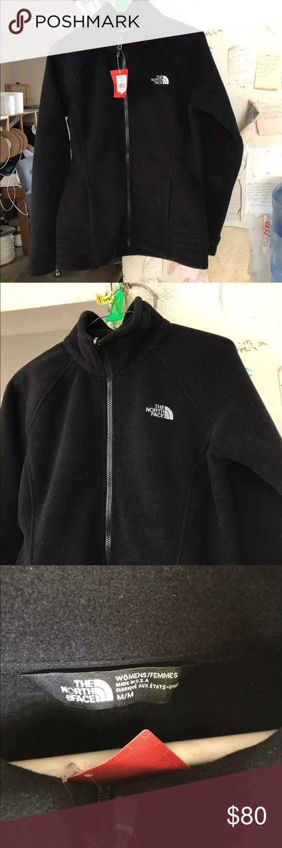 The north face stay active despite the cold temperatures with this