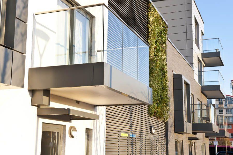 City Peninsula Case Studies Crl Taper Loc Glass Balustrade Glass Balustrade