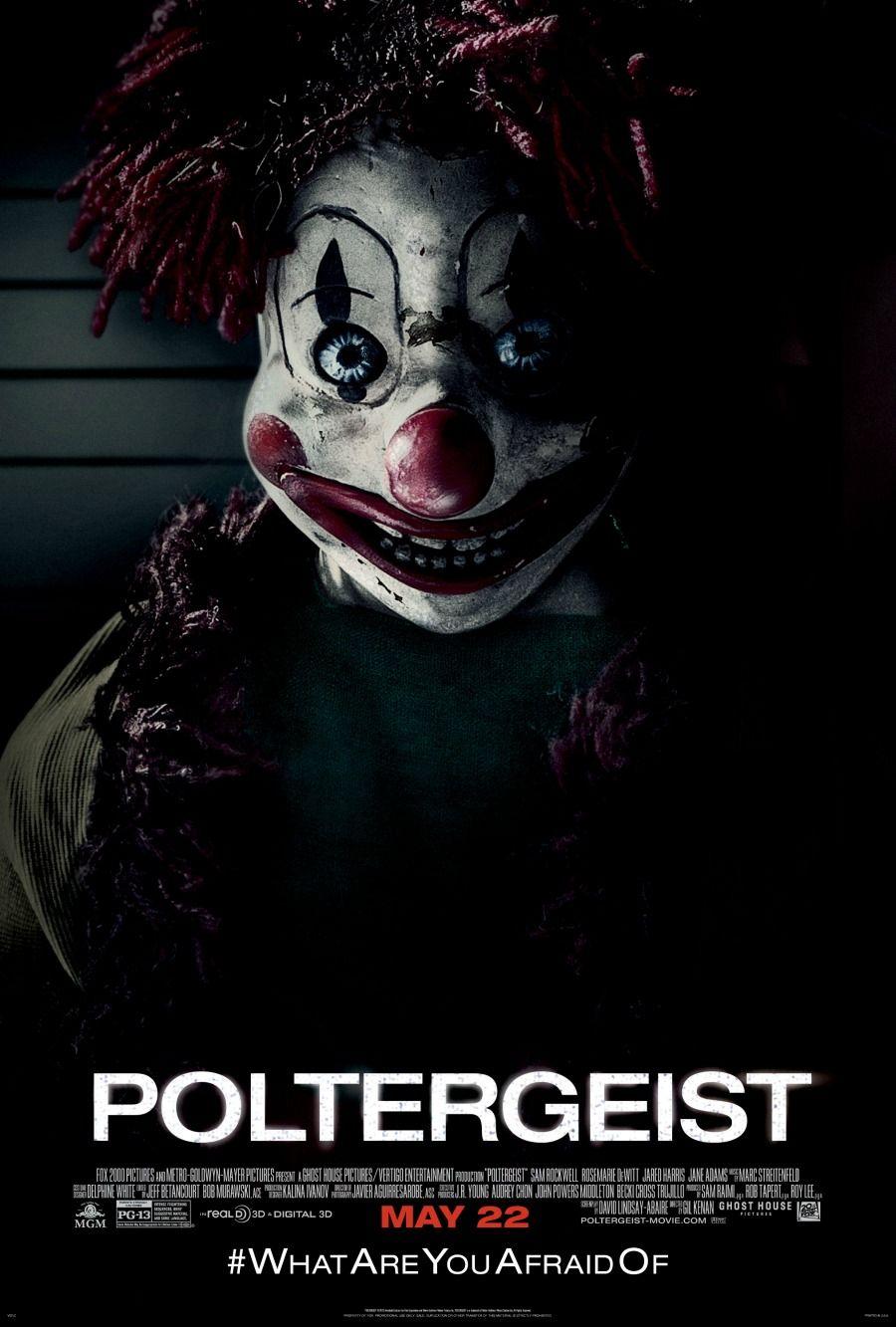 Poltergeist 2015 Horror Thriller Movie Directed By Gil Kenan