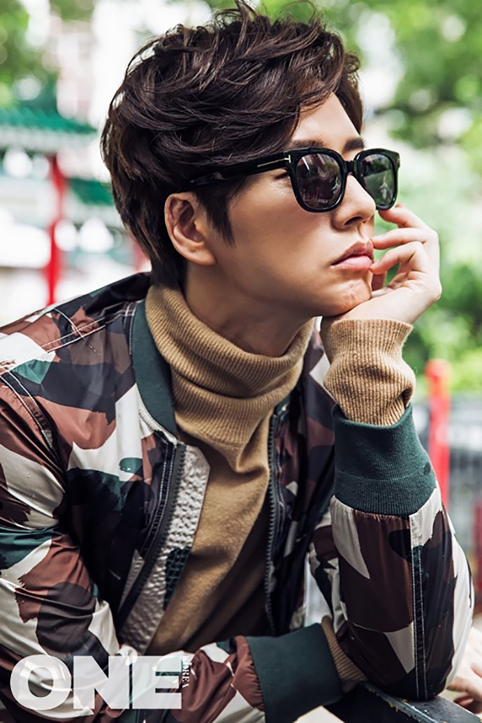 Park Hae Jin Takes His Perfection To Hong Kong For ONE Pictorial | Couch Kimchi