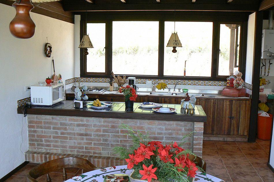 Casas campestres construccion personalizada deco for Cocinas modernas para apartamentos