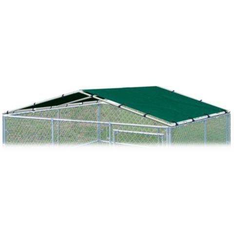 Kennel Roof Cover Kit 10 Ft X 10 Ft Tractor Supply Co Dog Kennel Roof Covering Tractor Supplies