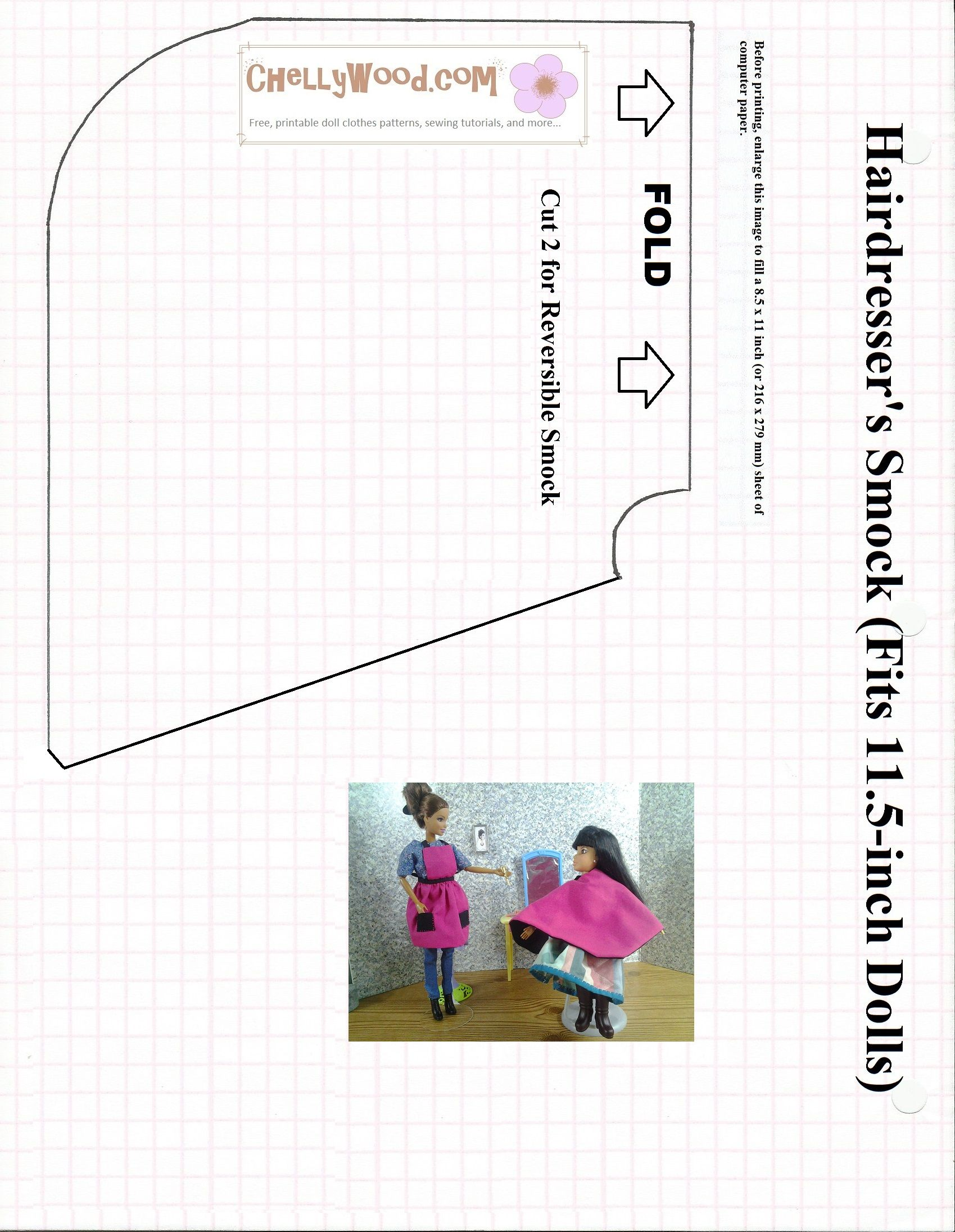 Chellywood is the best website for free sewing patterns for chellywood is the best website for free sewing patterns for all kinds of dolls jeuxipadfo Gallery