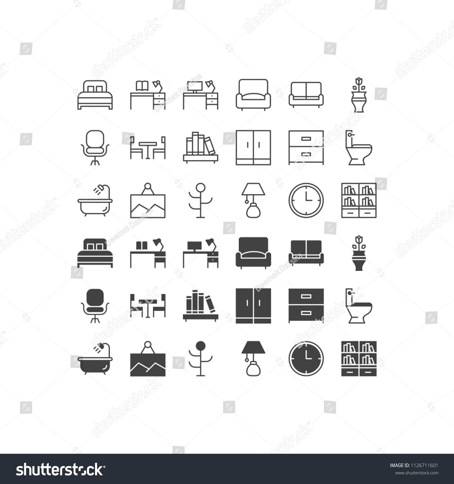 icon design living