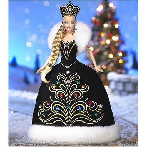 Barbie – Holiday Barbie 2006 Doll by Bob Mackie (2006) Mattel