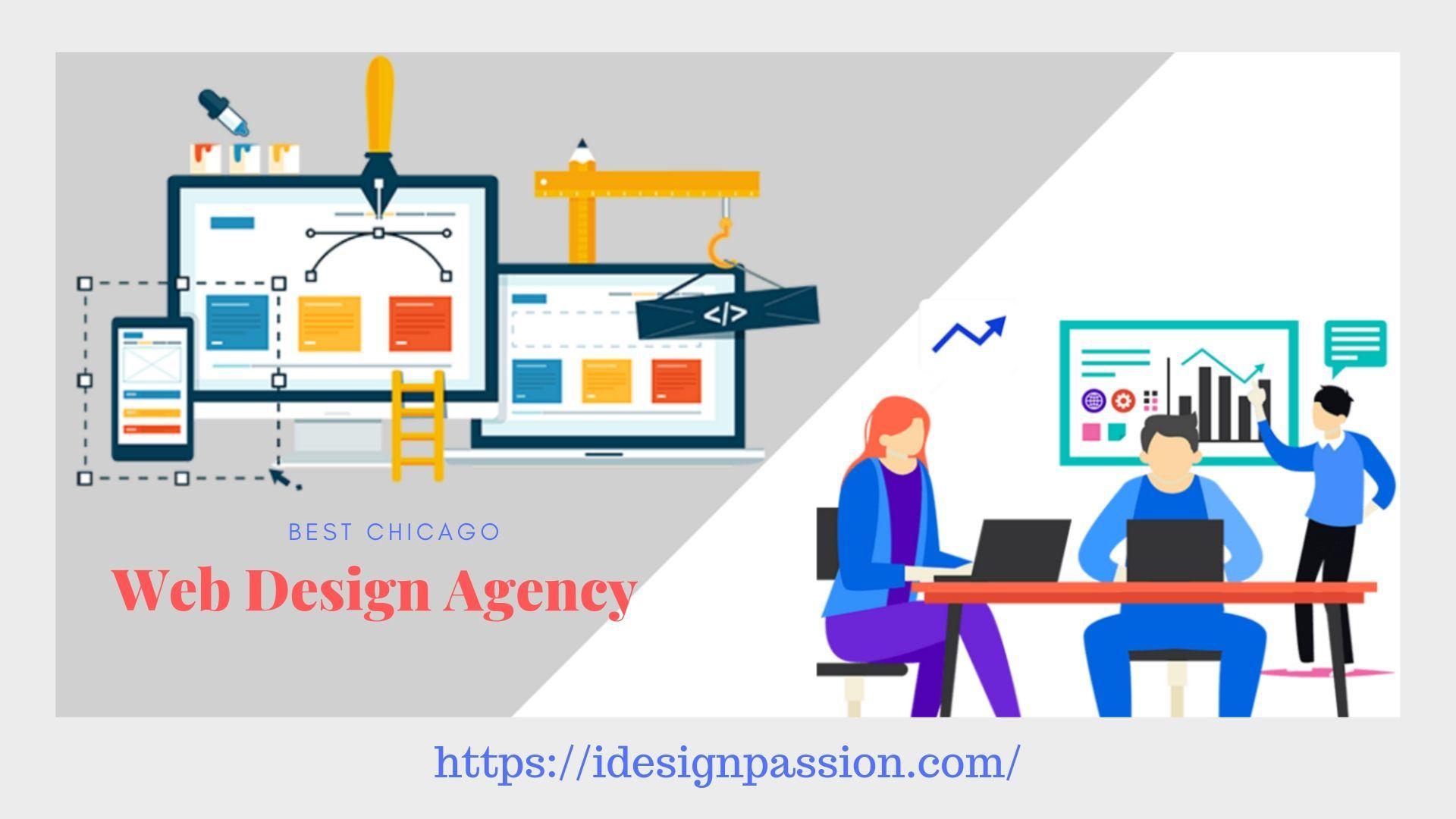 Best Web Design Company In Chicago Web Design Agency Web Design Design Agency