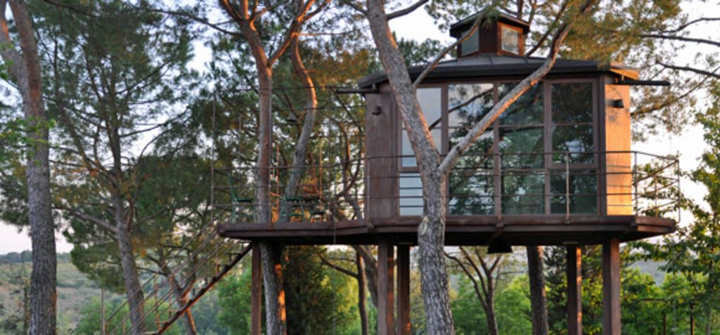 Treehouse at Casa Barthel | Florence | Canopy u0026 Stars & Treehouse at Casa Barthel | Florence | Canopy u0026 Stars | Forest ...