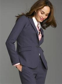 9d2d30cb449d Suits: Speaking a button down shirts, you can also wear it with a suit for  a conference. You can even go more formal and consider pairing it with a  tie.