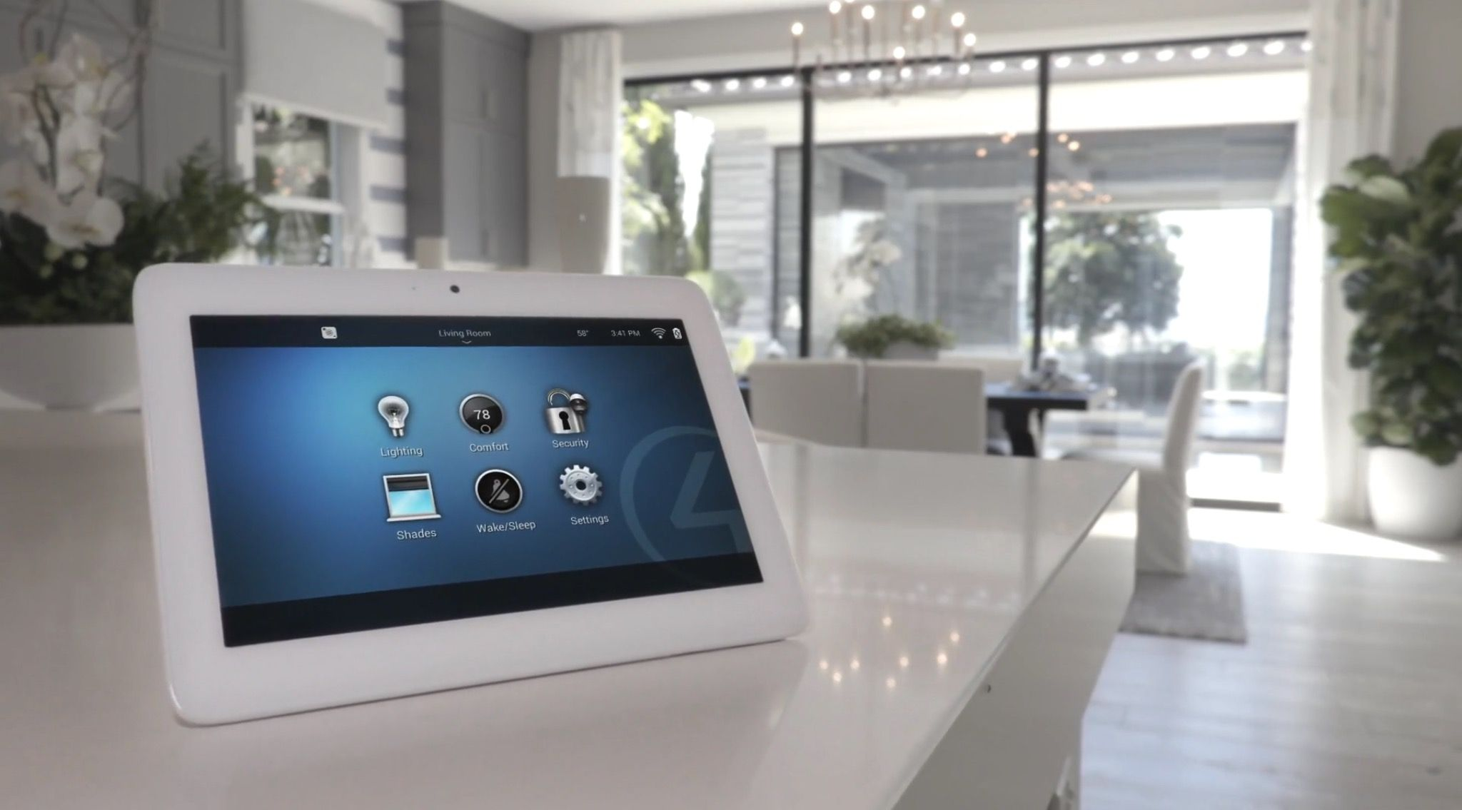 The Control4 Ca 1 Controller Enables Everyone To Experience The Best In Smart Home Control With It S Low Cost Smart Home Security Home Tech Smart Home Control