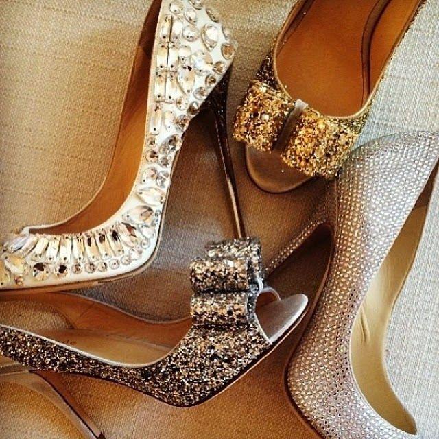 atractivos diseños de zapatos de novia baratos | fotos de zapatos de