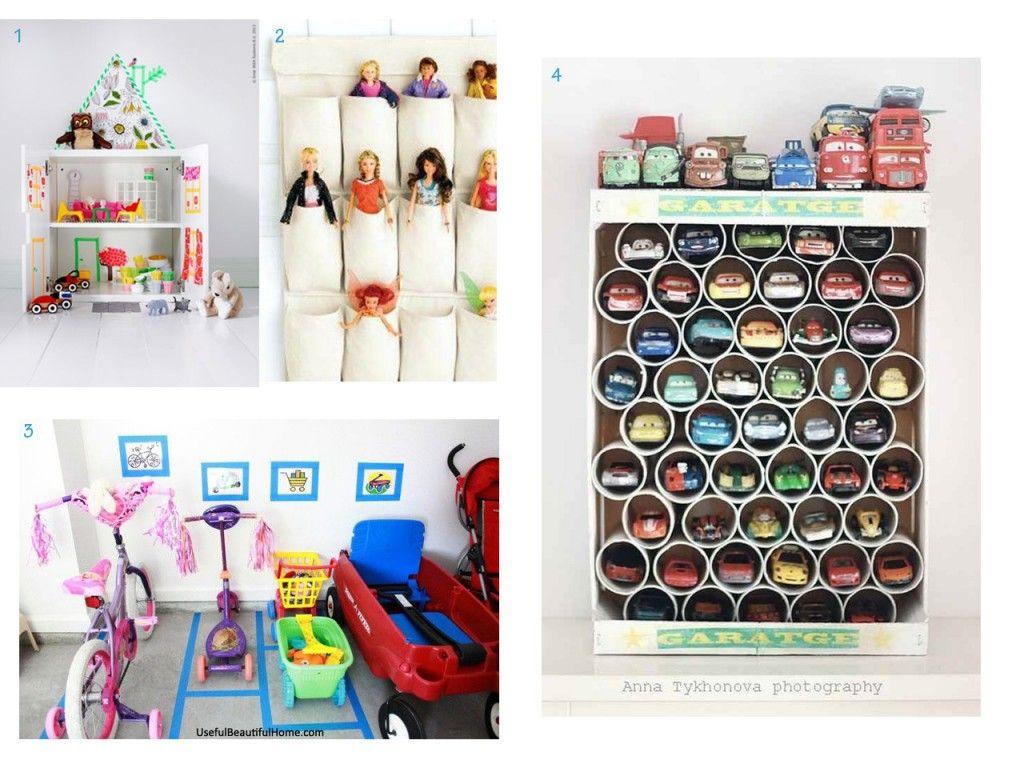 Muebles infantiles y fantásticas ideas para el cuarto de juegos ...